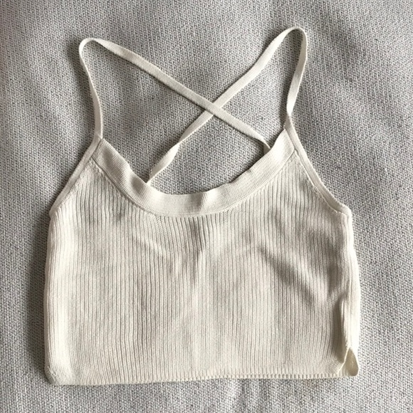 WILFRED crop top - like NEW